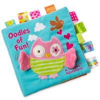 "Taggies™ ""Oodles of Fun"" Soft Book"
