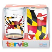 Tervis® Maryland Flag 16 oz. 2-Piece Tumbler Gift Set