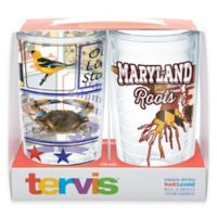 Tervis® Maryland Roots 16 oz. 2-Piece Tumbler Gift Set