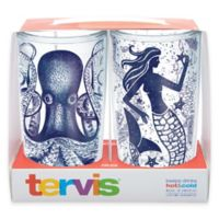 Tervis® Octopus/Mermaid 16 oz. Tumbler Gift Set (Set of 2)