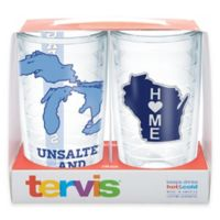 Tervis® Wisconsin/Great Lakes 16 oz. Tumbler Gift Set (Set of 2)