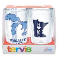Tervis® Minnesota/Great Lakes 16 oz. 2-Piece Tumbler Gift Set