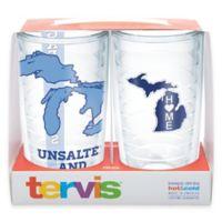 Tervis® Michigan/Great Lakes 16 oz. 2-Piece Tumbler Gift Set
