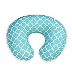 Boppy® Classic Plus Reversible Slipcover in Teal Trellis