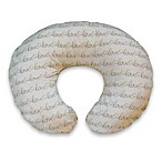 Boppy® Infant Feeding/Support Pillow with Love Letters Slipcover