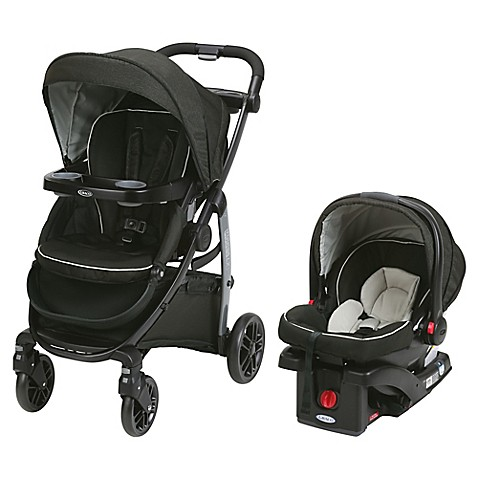 Graco 174 Modes Lx Click Connect Travel System In Tuscan
