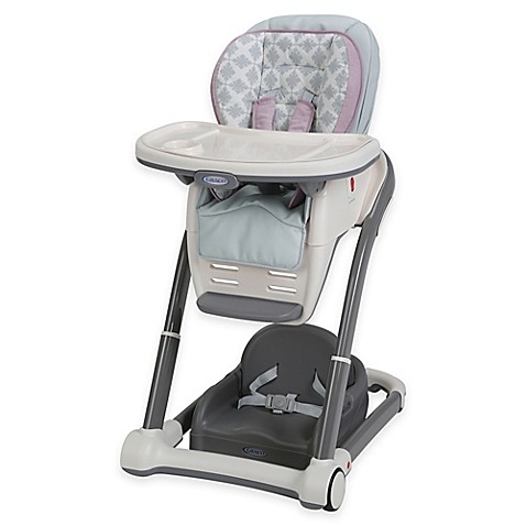 Graco 174 Blossom Dlx 6 In 1 High Chair Seating System In