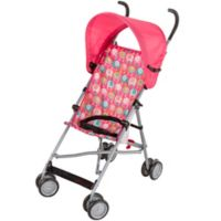 Cosco® Umbrella Stroller with Canopy in Elephant Train