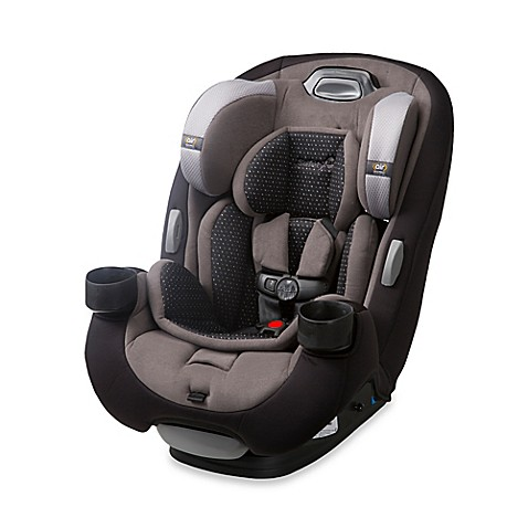 convertible car seats safety 1st grow and go air 3 in 1 car seat in black grey from buy buy baby. Black Bedroom Furniture Sets. Home Design Ideas