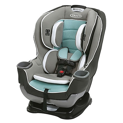 graco extend2fit convertible car seat in spire bed bath beyond. Black Bedroom Furniture Sets. Home Design Ideas