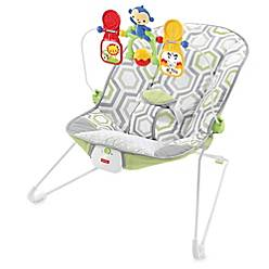 product image for Fisher-Price® Baby's Bouncer in Geo Meadow™