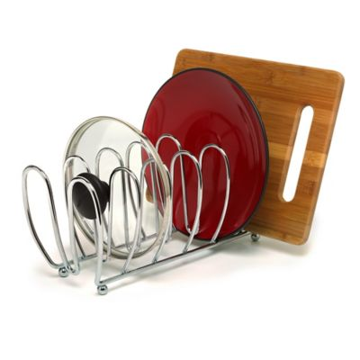 Spectrum™ Bloom Kitchen Organizing Rack  sc 1 st  Bed Bath u0026 Beyond & Buy Kitchen Plate Organizers from Bed Bath u0026 Beyond