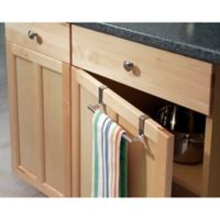 InterDesign® Forma Over the Cabinet 14-Inch Towel Bar