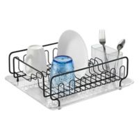 InterDesign® Forma Lupe Dish Drainer