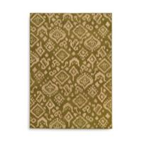 Oriental Weavers Ella Tribal 1-Foot 10-Inch x 3-Foot 3-Inch Accent Rug in Green