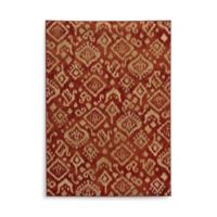 Oriental Weavers Ella Tribal 7-Foot 10-Inch x 10-Foot Area Rug in Red