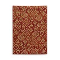 Oriental Weavers Ella Tribal 7-Foot 10-Inch x 10-Foot Area Rug in Red