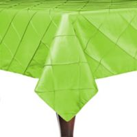 Bombay 84-Inch Square Tablecloth in Apple