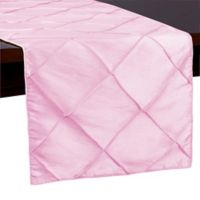 Bombay 54-Inch Table Runner in Bubble Gum