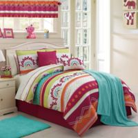 VCNY 11-Piece Vanessa Twin Comforter Set