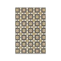 Oriental Weavers Hampton Mod Tiles 7-Foot 10-Inch x 10-Foot 10-Inch Area Rug in Grey