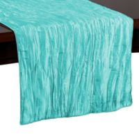 Delano 72-Inch Table Runner in Turquoise