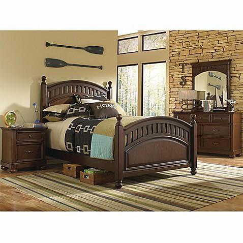 Pulaski Expedition Bedroom Furniture In Brown Bed Bath