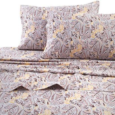 tribeca living fiji premium cotton deep pocket king sheet set in - Tribeca Bedroom Set