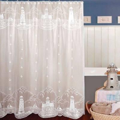 Bed Bath Beyond Lighthouse Shower Curtain