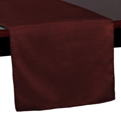 Majestic 54 Inch Table Runner In Burgundy