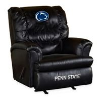 Penn State University Leather Big Daddy Recliner