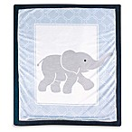 BabyVision® Luvable Friends® Elephant Sherpa Blanket