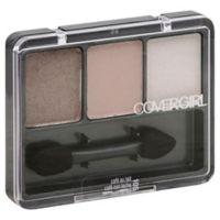 CoverGirl® Eye Enhancers 3-Kit Shadows in Café Au Lait