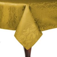 Kenya 54-Inch Square Tablecloth in Flax
