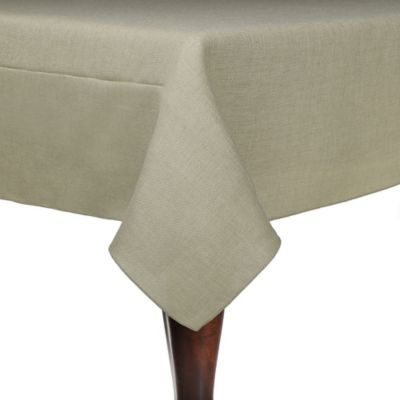 Perfect Havana 54 Inch Sq. Tablecloth In Natural