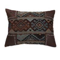 HiEnd Accents Del Rio Navajo Scalloped Chenille Throw Pillow