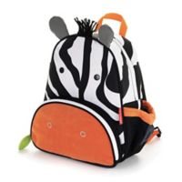 SKIP*HOP® Zebra Zoo Little Kid Backpack