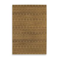Oriental Weavers Parker Diamonds 9-Foot 10-Inch x 12-Foot 10-Inch Area Rug in Beige