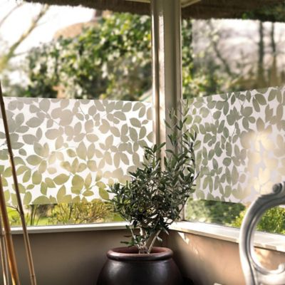 Buy Removable Window Film from Bed Bath Beyond