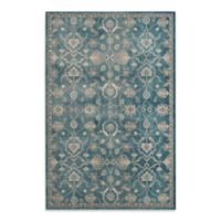 Safavieh Sofia Collection Floral 4-Foot x 5-Foot 7-Inch Area Rug in Blue