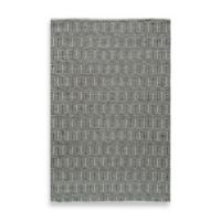 Rugs America Emerson 5-Foot x 8-Foot Area Rug in Charcoal