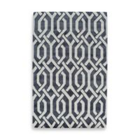 Rugs America Jourdan Sawyer 2-Foot x 3-Foot Accent Rug in Charcoal