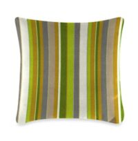 Outdoor Throw Pillow in Sunbrella® Carousel Limelight