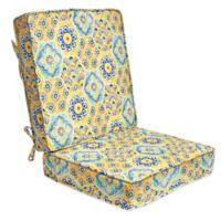 Kennett 2-Piece Deep-Seat Cushion in Yellow