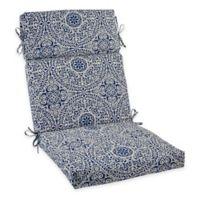Tachenda High Back Cushion in Indigo
