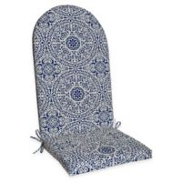 Tachenda Adirondack Chair Cushion in Indigo