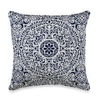 Tachenda Outdoor 17-Inch Throw Pillow in Indigo