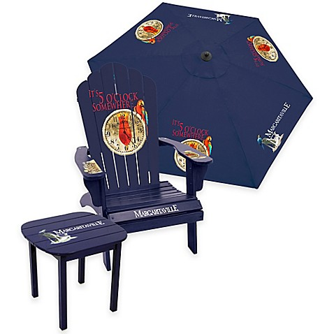 Amazing Margaritaville® Outdoor Chairs, Umbrellas And Tables
