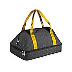 Picnic Time Potluck Casserole Tote in Grey