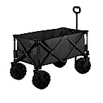 Picnic Time® All Terrain Adventure Wagon in Grey